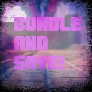 Bundle 2 or more, save 15%